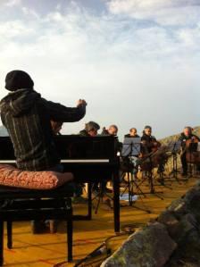 suoni delle dolomiti 2013, Ezio Bosso  e Italian Cello Consort